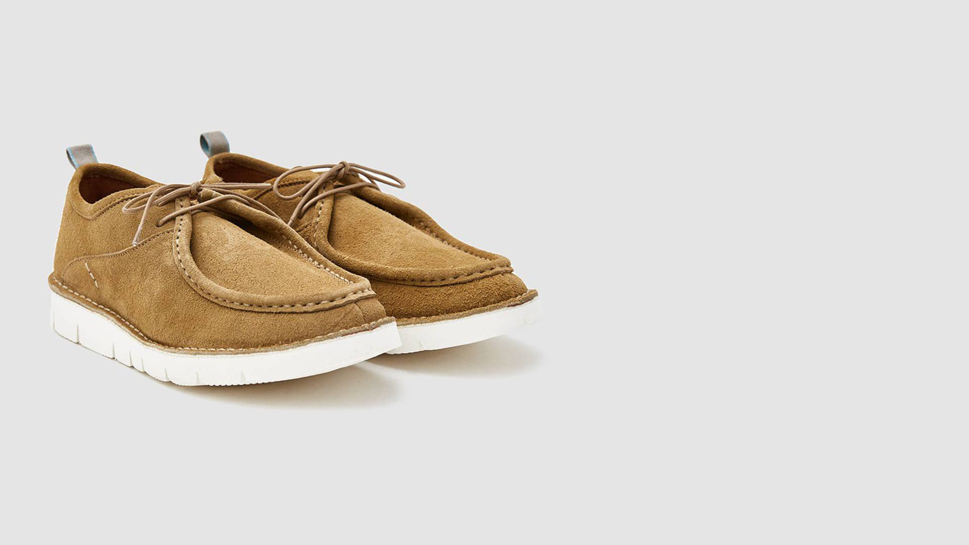 Men Casual Shoes Fashion Leather