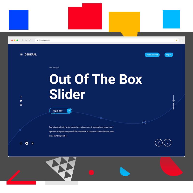 Prime Slider - General widget
